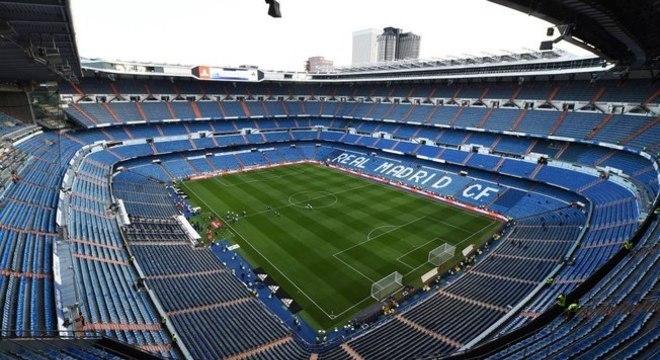 Final da Libertadores da América, na Espanha. Uma vergonha
