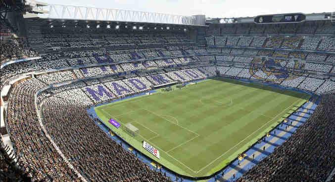 Será o primeiro jogo no Santiago Bernabéu desde a vitória do Manchester City por 2 x 1, em 2020