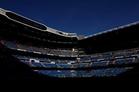 Bernabéu tem capacidade para mais de 75 mil pessoas