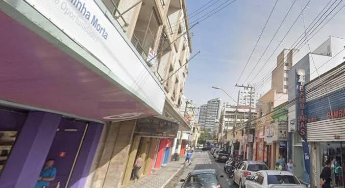 Ação aconteceu na rua Doutor Cesário Mota, no centro de Santo André