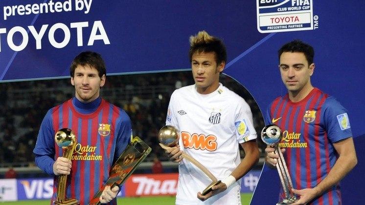 Santos 0 x 4 Barcelona - 18/12/2011 – Mundial de Clubes