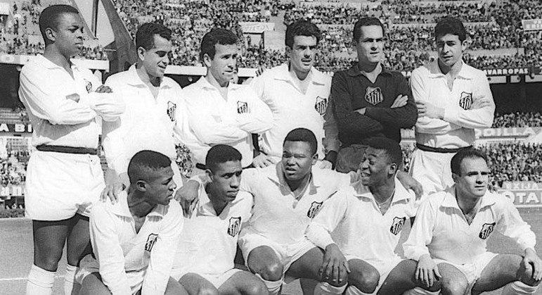 O Santos campeão de 1962*