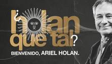 Ao contrário de Sampaoli, Holan não chega iludido ao Santos