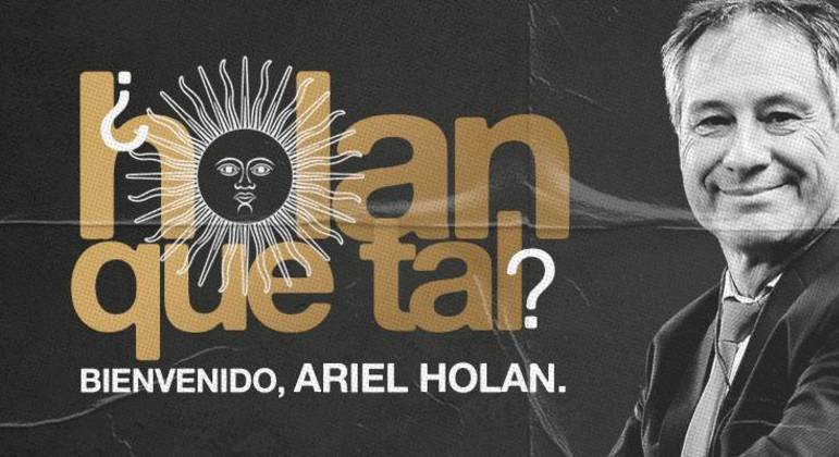 Santos anunciou seu novo treinador argentino. Ariel Holan. O problema é o elenco limitado