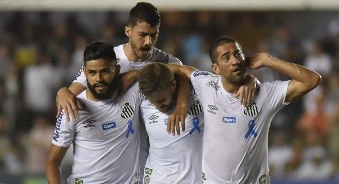 Santos pode ultrapassar pontuação de melhor campanha em sua história
