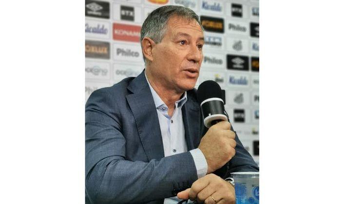 SANTOS: Ariel Holan – no cargo desde fevereiro de 2021 / antecessor: Cuca