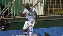 Santos segura a Chape e conquista primeira vitória fora de casa