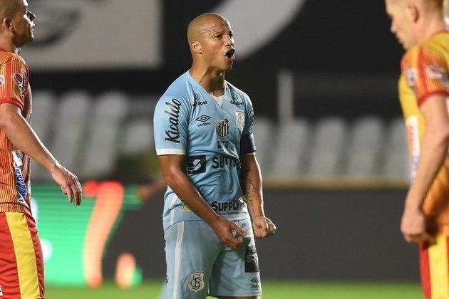 Santos - eliminou a Juazeirense nas oitavas de final
