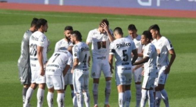 Santos jogadores