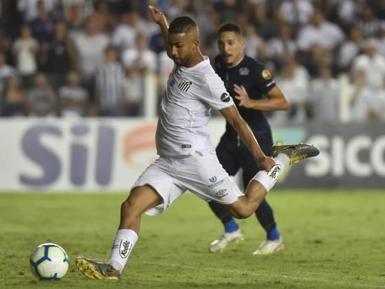 Santos: Jorge (Lateral-esquerdo) - Última convocação jogando pelo Santos: Setembro de 2019