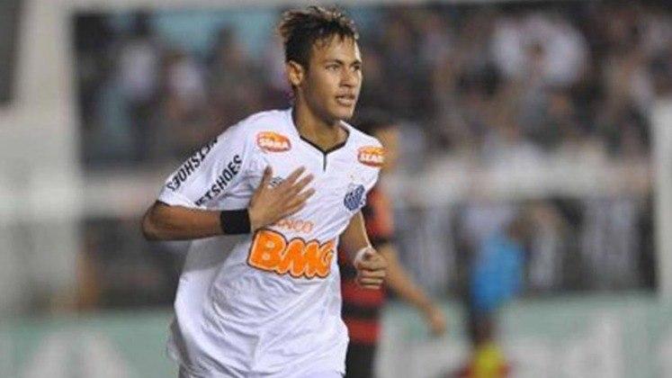 Santos: Neymar Jr - 138 gols