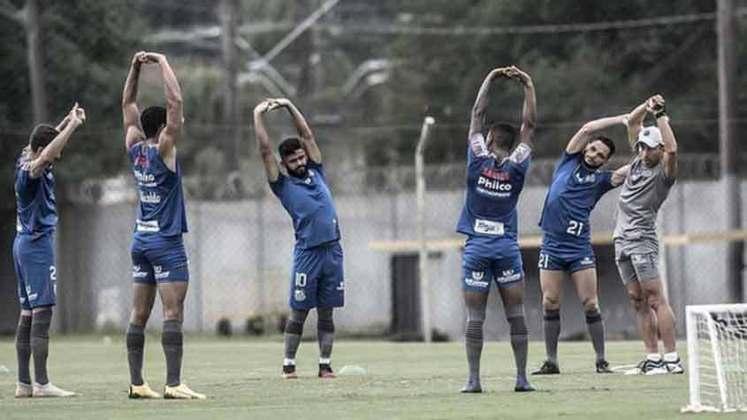 Santos - O Peixe acertou com seus atletas uma redução de 30% dos vencimentos, que serão pagos em maio, sendo 15% não reembolsável e outros 15% com pagamento parcelado após o fim da  pandemia do novo coronavírus.