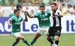 Depois disso, veio vice-campeonato brasileiro, em 2016, perdendo o título, mais uma vez, para o PalmeirasVeja também:Lucas Lima entra em lista de jogadores que mudaram seu visual