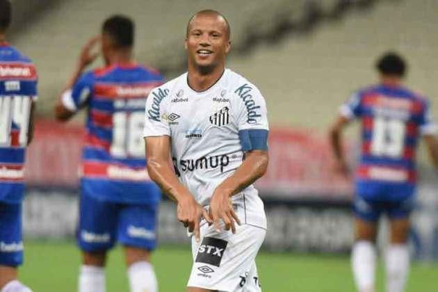 Santos - Patrocinador máster: Sumup - Valor pago pela patrocinadora ao clube: R$ 10 milhões anuais