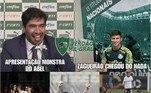 Santos, São Paulo e Corinthians são eliminados na mesma noite e fato rende memes na web
