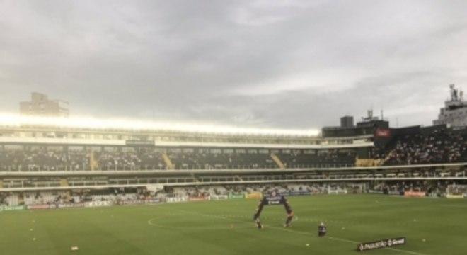Santos x Bragantino - Vila Belmiro