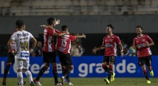 Santos x River Plate URU