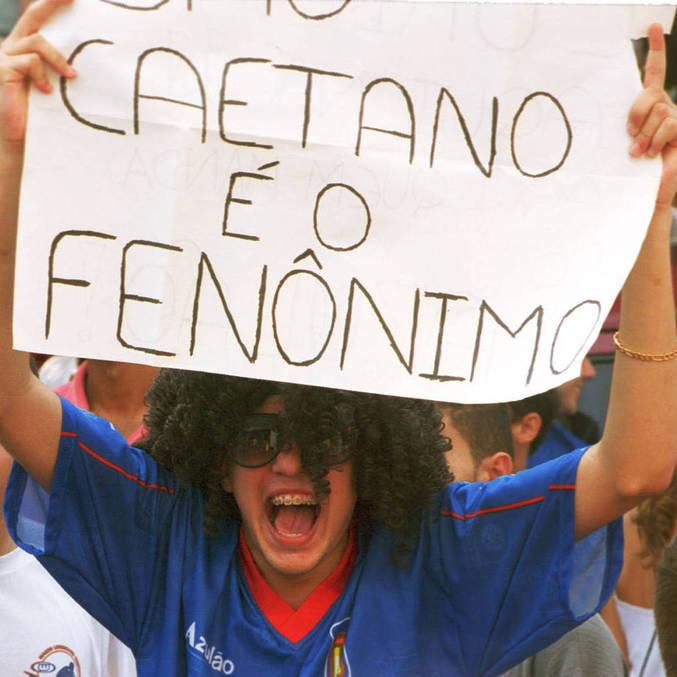 Torcedor do São Caetano fez a festa no auge do clube, nos anos 2000