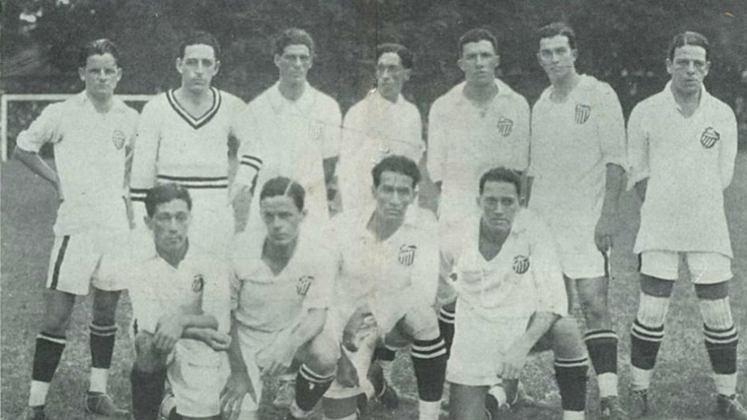 São Cristóvão: vice em 1934.