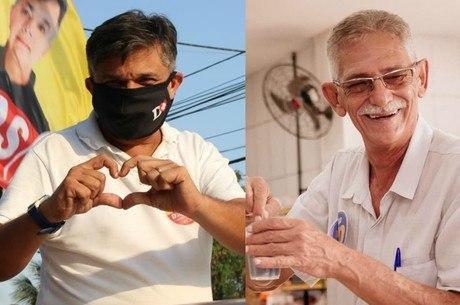 Gadelha (PT) e Nelson (AVANTE) vão disputar o 2º turno