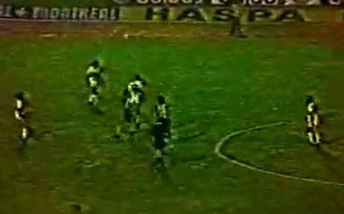 São Paulo 0 x 1 Peñarol - 14/09/1982