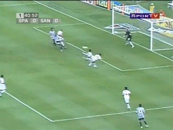 São Paulo 0 x 4 Santos (30/7/2006) - Brasileirão