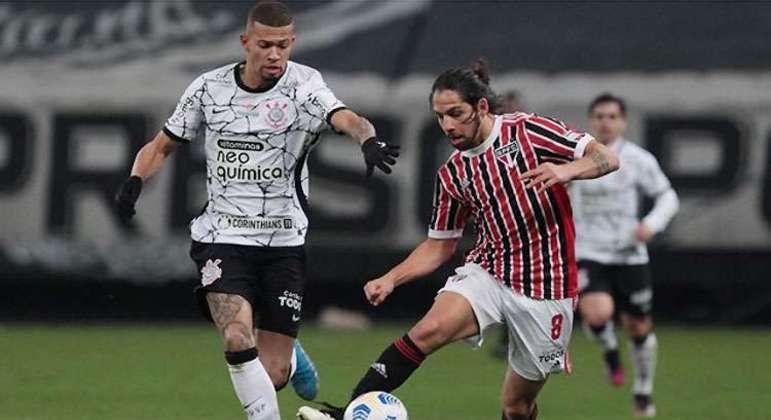 Benítez muito recuado. São Paulo sem criatividade, medroso, empata em 0 a 0 com o Corinthians