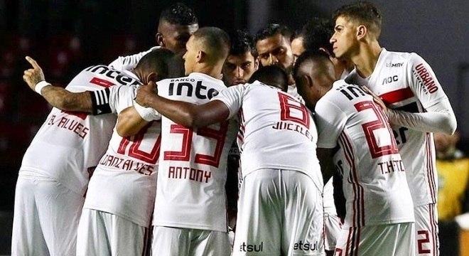 São Paulo busca vaga na fase de grupos da Libertadores de 2020