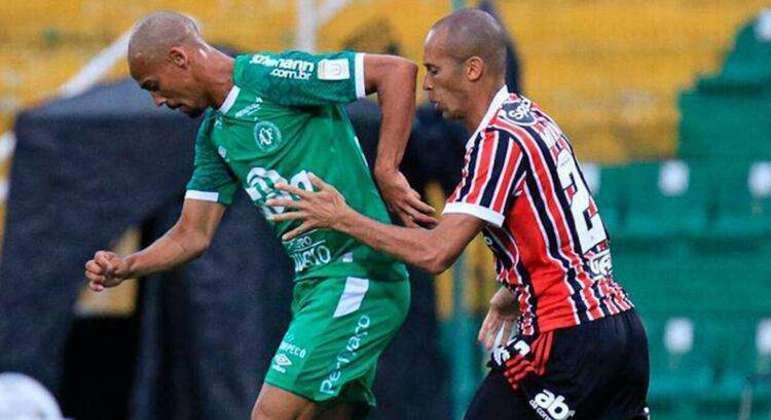 A diferença técnica entre São Paulo e da Chapecoense é enorme. Vitória era obrigatória