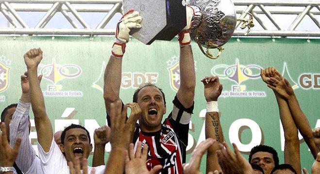 O sucesso do São Paulo, em 2006