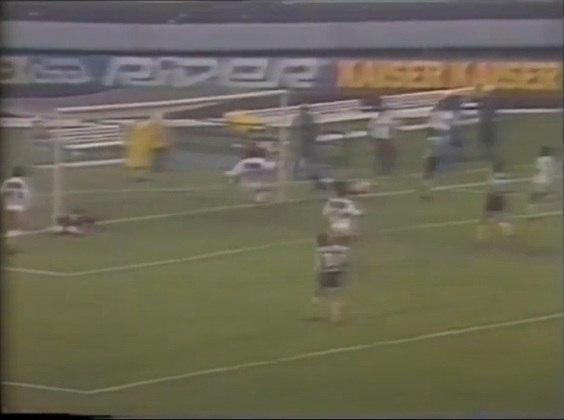São Paulo 1 x 4 Inter de Limeira (9/4/1991) - Paulistão