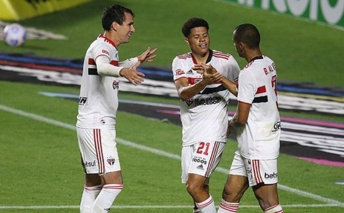 São Paulo: 17º colocado na 6º rodada do Brasileirão de 2021 com 3 pontos
