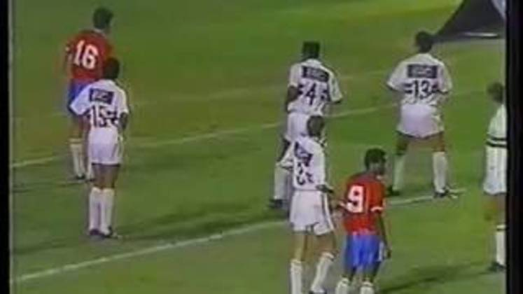 São Paulo 2 x 0 Nacional - 6/05/1992