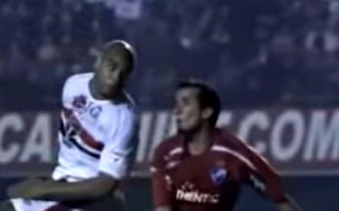 São Paulo 2 x 0 Nacional - 7/05/2008