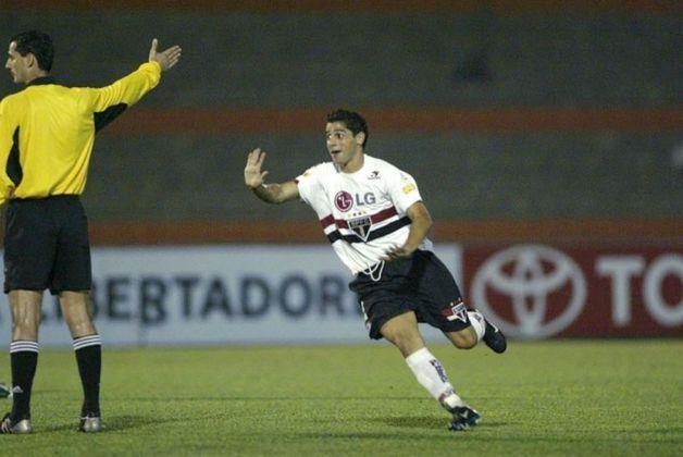 São Paulo 2 x 0 Palmeiras - Libertadores 2005: na volta, mais uma vitória do Tricolor, com gols de Rogério Ceni e Cicinho. Vaga nas quartas da Libertadores garantida ao São Paulo.
