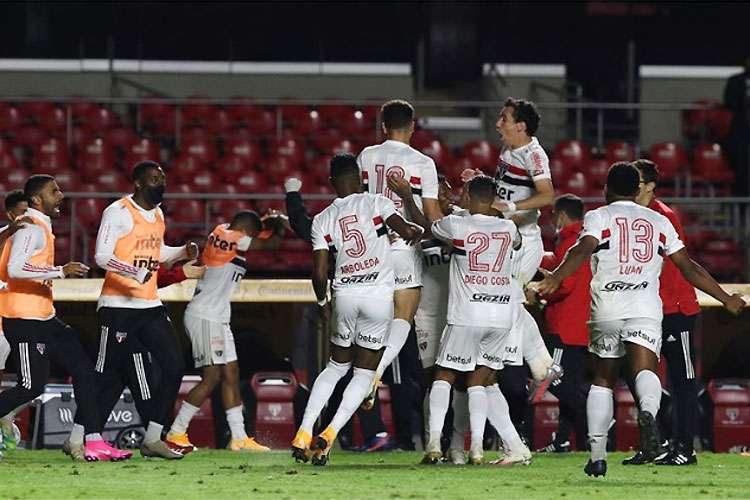 São Paulo passou por sufoco desnecessário no Morumbi. Classificação amarga