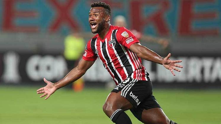 São Paulo: 28 gols na temporada (Campeonato Paulista e Libertadores)