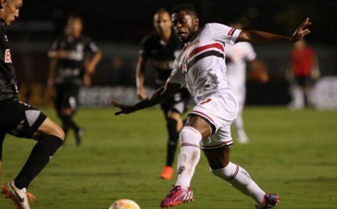 São Paulo 4 x 0 Danubio - 25/02/2015