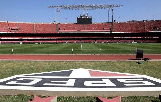 São Paulo (7º) x Atlético Goianiense (11º) – Nesta quarta, às 20h30 (de Brasília), no Morumbi.