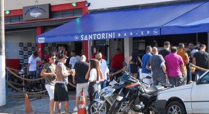 Prefeito ampliou permissão para bares e restaurantes