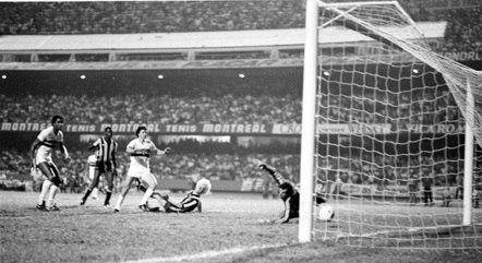 Jogo contra o São Paulo foi marcante, em 1981