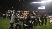 'Taça nos dá tranquilidade para o resto do ano', diz Tiago Volpi