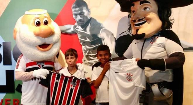 São Paulo X Corinthians, um duelo com 90 anos de História