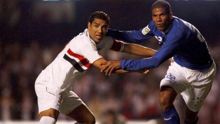 São Paulo e Cruzeiro já haviam se encontrado nas quartas de final da Libertadores de 2009, quando a Raposa eliminou o Tricolor.