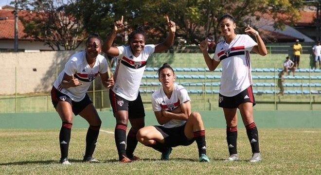 São Paulo eliminou Palmeiras na semifinal da Série B do Campeonato Brasileiro