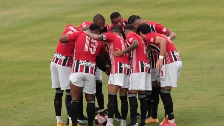 São Paulo - Grupo E