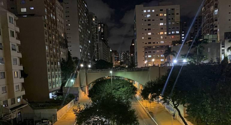 Próximas noites e madrugadas vão ser de frio na capital paulista