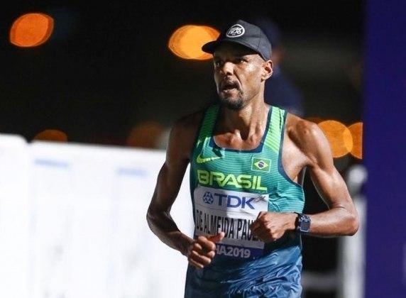 São Paulo: Paulo Roberto de Paula - Atletismo (Maratona)