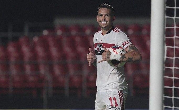 São Paulo – pote 2 – segundo lugar no grupo E