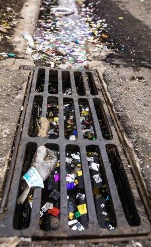 São Paulo registrou 392,3 toneladas de lixo coletado